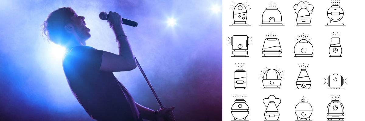 How To Choose The Best Humidifier For Singers